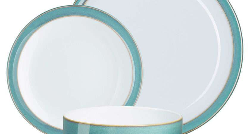 Denby Azure Dinnerware Set Pieces John Lewis