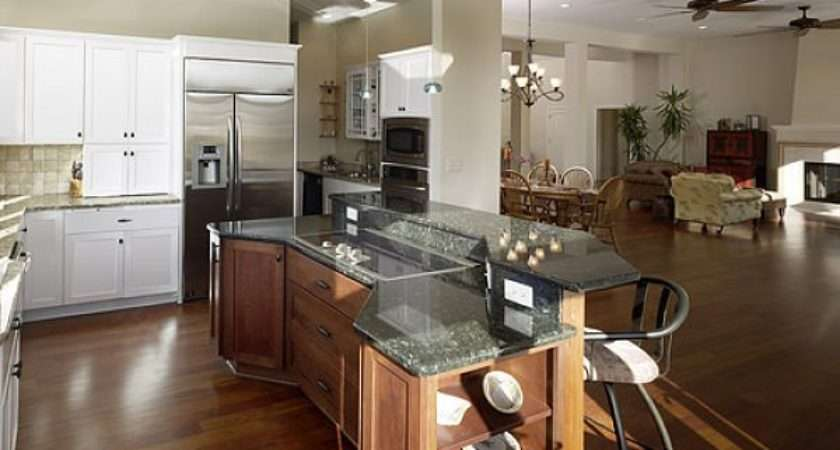 Design Ideas Kitchens Open Floor Plan