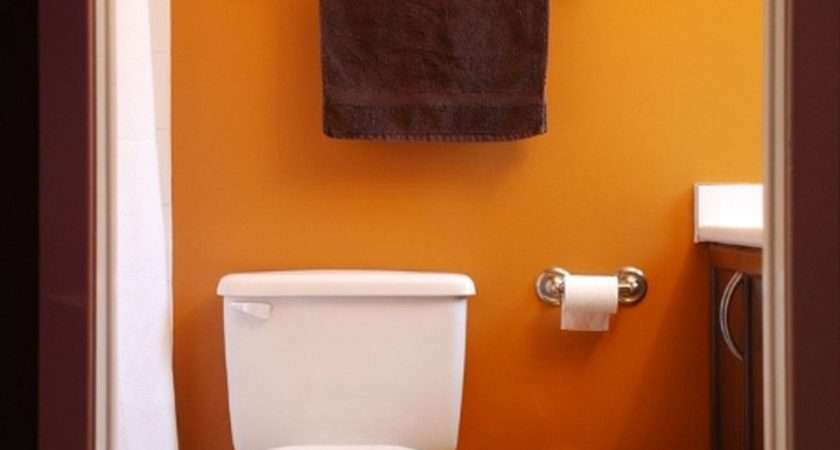 Design Ideas Small Bathrooms Simple Paint Frame Decorating