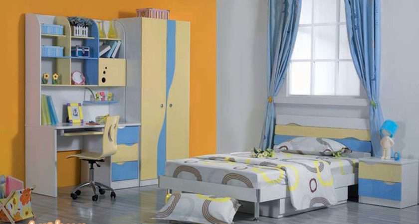 Design Kids Bedroom Interior Designing Ideas