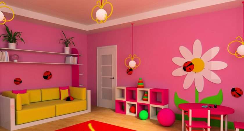 Design Kids Room Bits