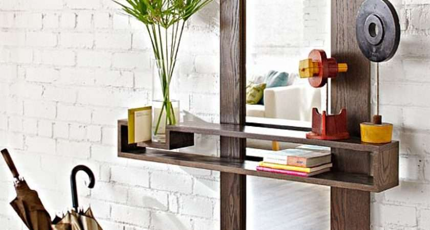 Design Mirror Perfectly Suits Your Entryway