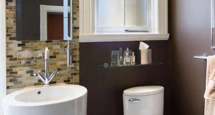 Design Small Bathroom Beautiful Bathrooms Big