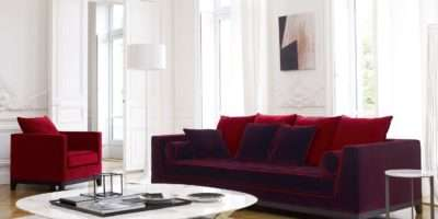 Design Someone Not Afraid Color Furnishings