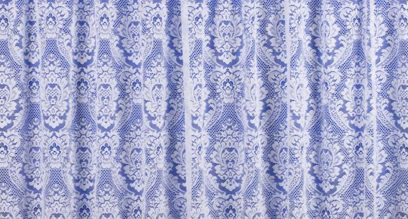 Design Traditional Victorian Lace Effect White