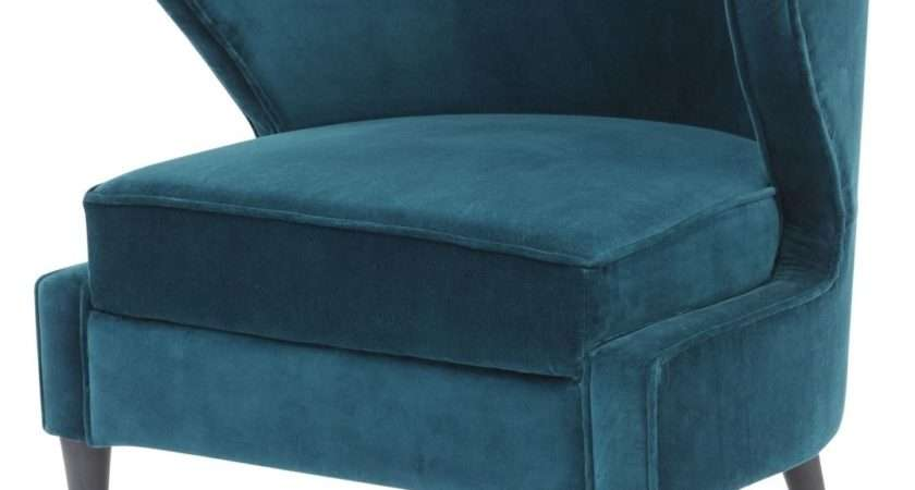 Designer Curve Chair Quirky Timeless Design Teal