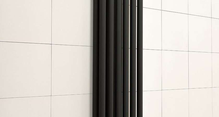 Designer Vertical Radiator Tall Upright Column Panel Rad