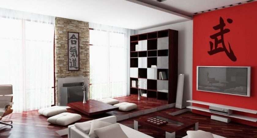 Designs Architects Oriental Style Decoration Living