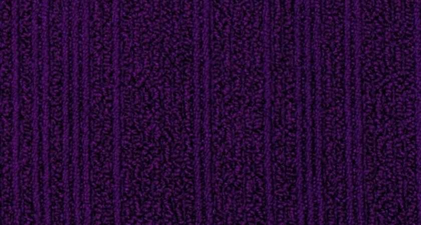 Desso Flux Carpet Tiles Purple Funky Striped