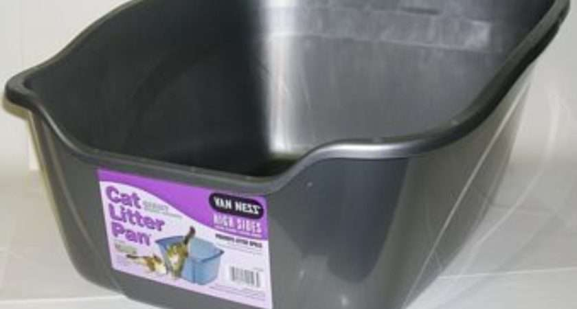 Details Kennelpak Van Ness High Sided Cat Pan Litter Tray Giant