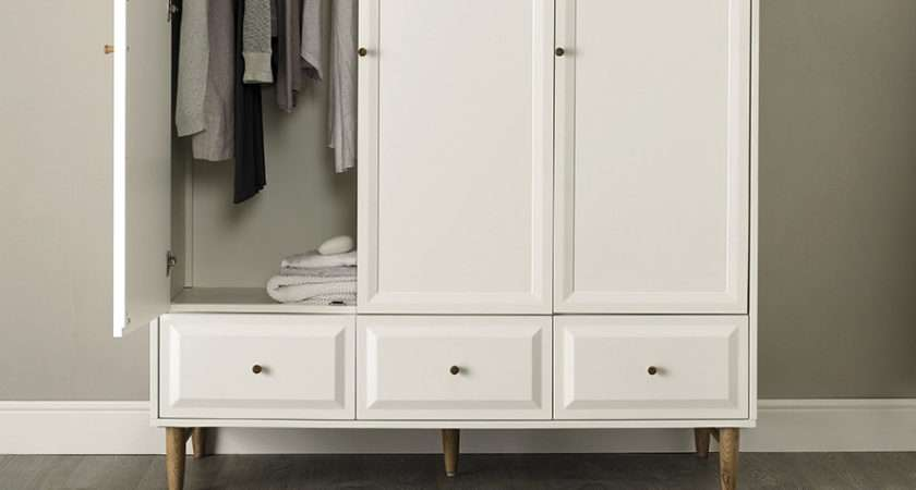 Devon Wardrobe Ercol Furniture