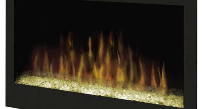 Dfg Dimplex Self Trimming Electric Fireplace