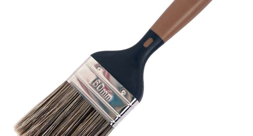 Diall Timbercare Paint Brush Departments Diy