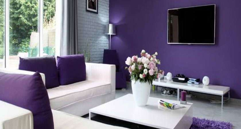 Different Colors Painting Living Room Walls