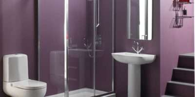 Different Stunning Colors Small Bathroom Ideas