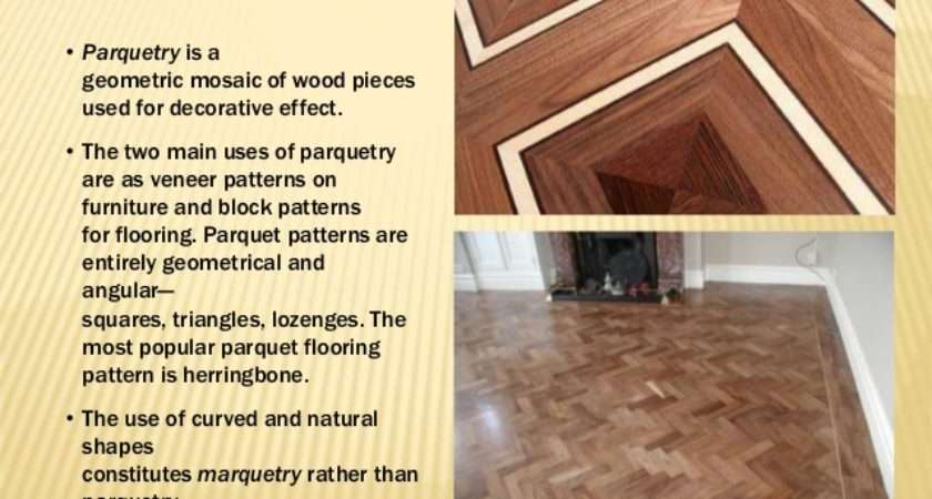 Different Types Flooring