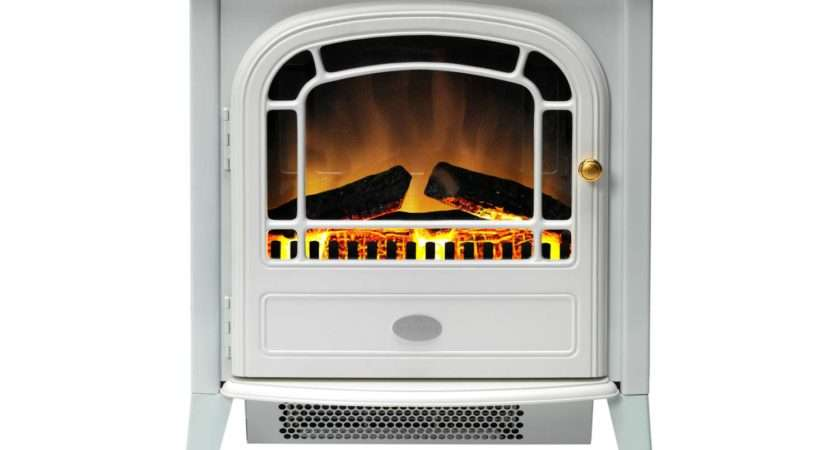 Dimplex Cvl Courchevel Electric Flame Effect Stove