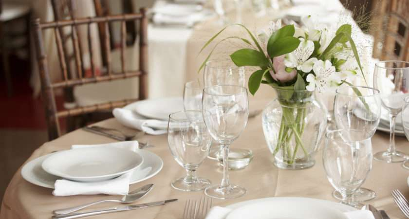 Dining Etiquette Setting Welcome Table Huffpost