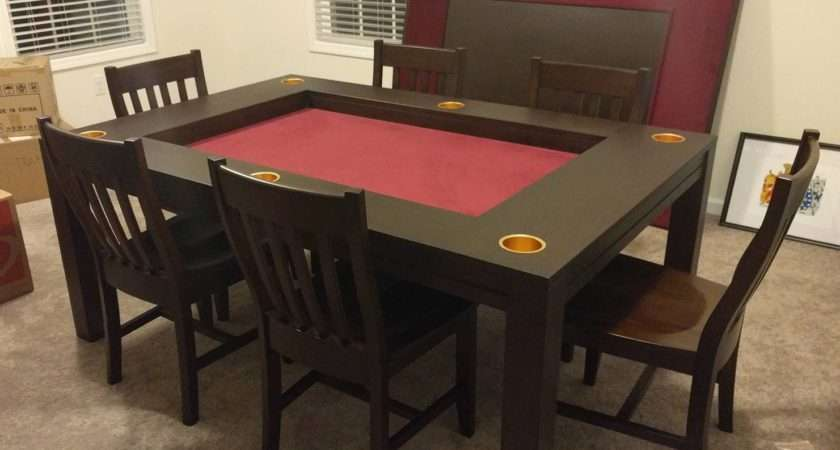Dining Game Table One Everyday
