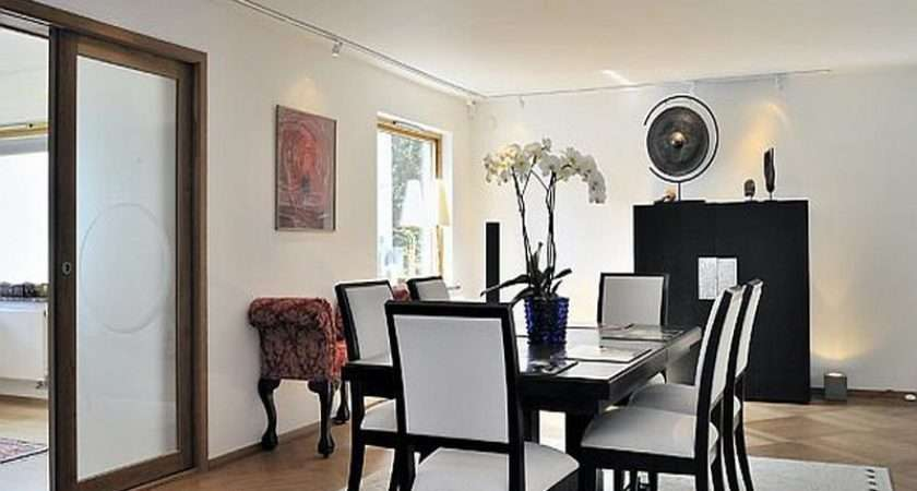 Dining Room Black White Ideas Chair