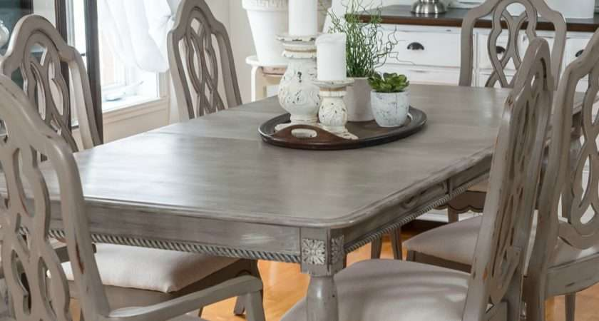 Dining Room Table Makeover Ideas Home Design Concept