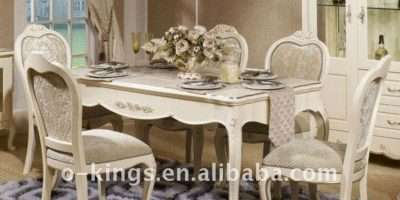 Dining Table Chairs French Style
