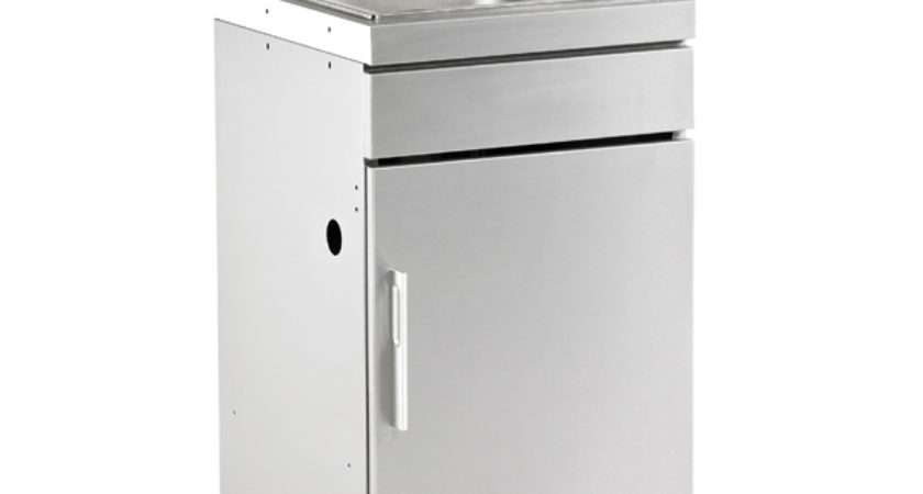 Discovery Odk Kitchen Sink Unit Stainless Steel