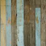Distressed Wood Panels Wallpapergrafico Custom Wall Coverings