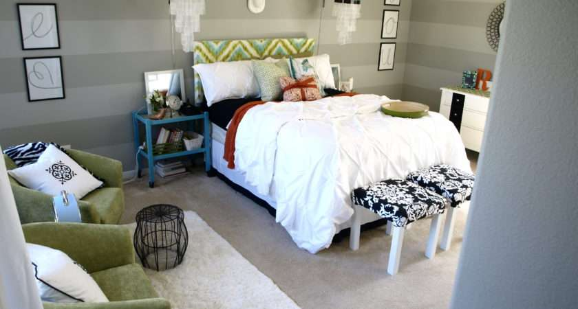 Diy Bedroom Makeover Budget Design