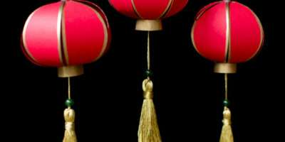 Diy Chinese New Year Paper Lantern Lia Griffith