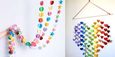 Diy Easy Wall Hanging Craft Ideas Tutorials