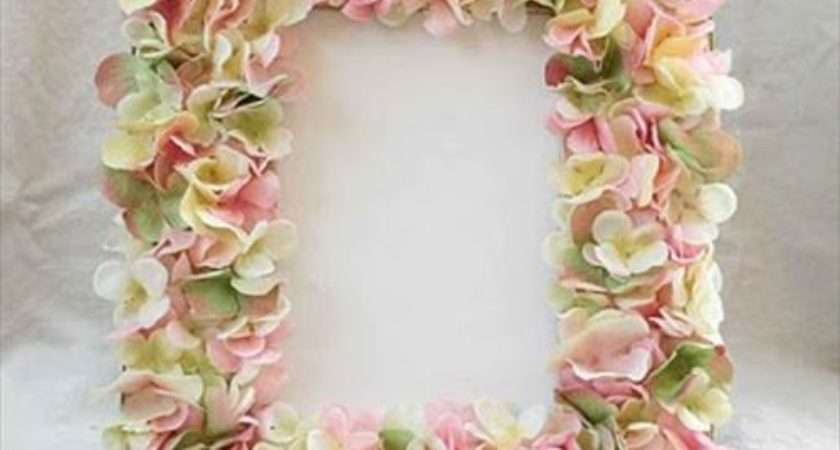 Diy Frame Decorating Ideas Craft Projects