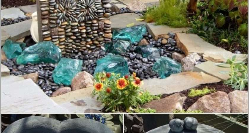 Diy Garden Decorating Ideas Budget Home Decor