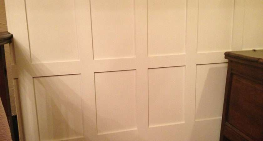 Diy Mdf Wall Pack Decorative Panelling Panels
