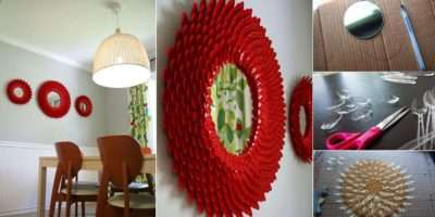 Diy Mirror Frame Tips Tricks Beautiful Decoration