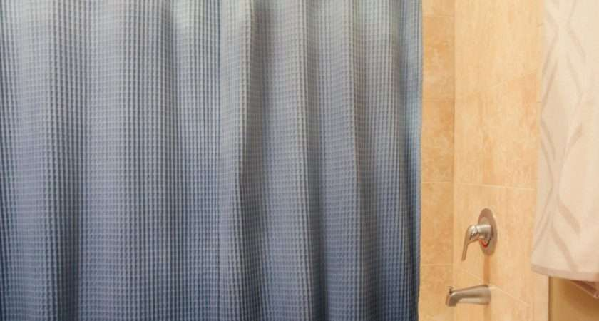 Diy Ombre Shower Curtain Tos