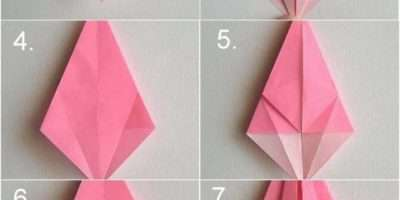 Diy Paper Origami Photos