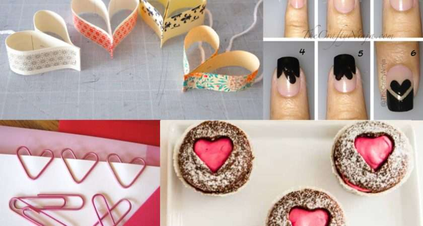 Diy Projects Heart Howd Craft Blog