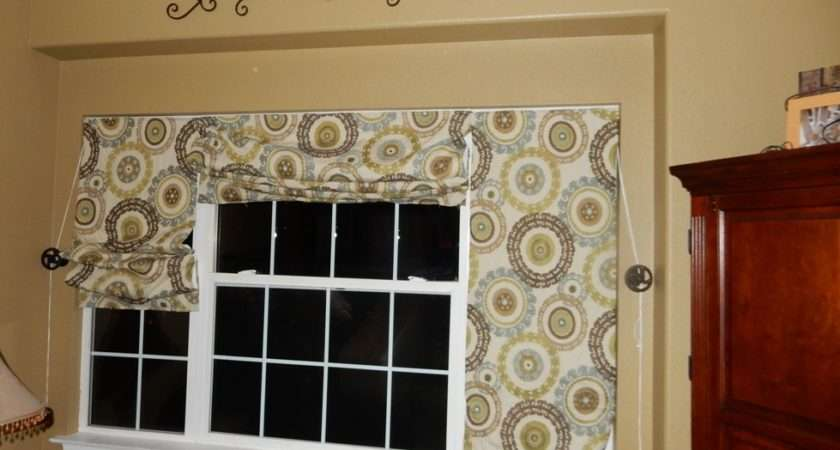 Diy Roman Blinds Make Your Own