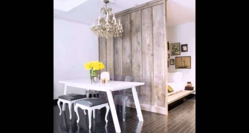 Diy Room Divider Ideas Small Spaces Youtube