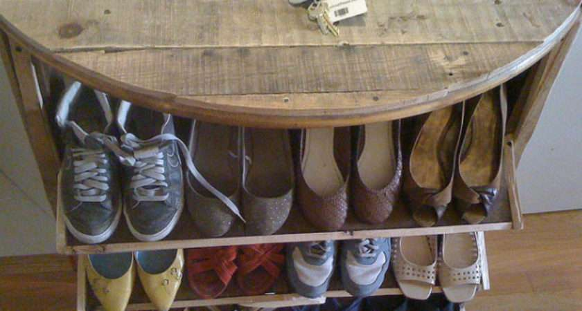 Diy Shoe Rack Ideas Keep Your Collection Neat