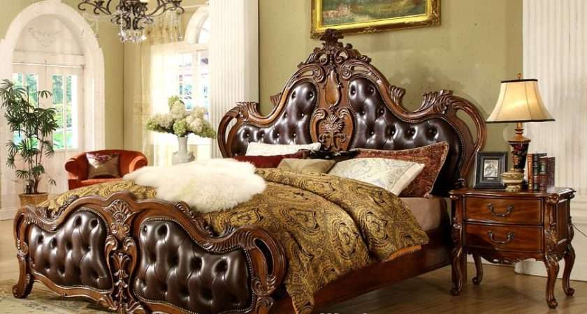 Double Bed Designs Box Wood Product