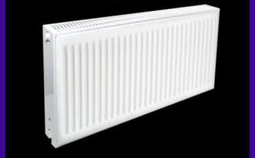 Double Panel Central Heating Radiator Type