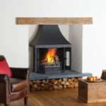 Dovre Wood Burning Fireplace Stoves Fires
