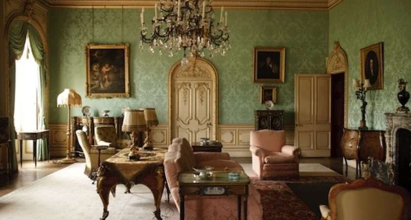 Drawing Room Downton Abbey Inspired One Colors