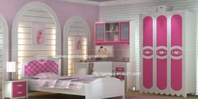 Dream Bedrooms Teenage Twin Girls Bedroom