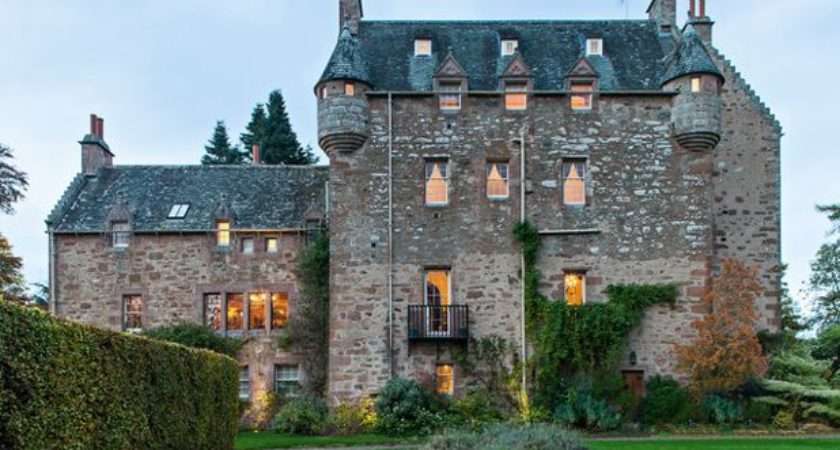 Dream Homes Incredible Scottish Houzz