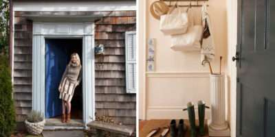 Dreams Interiors Cozy Sag Harbor Cottage