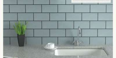 Duck Egg Blue Kitchen Pinterest