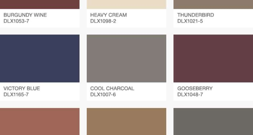 Dulux Colour Decor Trends
